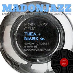 MADONJAZZ - Even More Deep Jazz