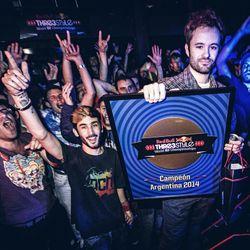 DJ Lautaro Palenque - Argentina - National Final - WINNER