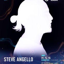 Steve Angello LIVE @ Ultra Europe 2017