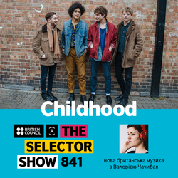 The Selector (Show 841 Ukrainian version) w/Childhood & Sam Supplier