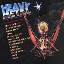 Heavy Metal (soundtrack) [1981] Expanded, feat Black Sabbath, Blue Oyster Cult, Cheap Trick, Devo
