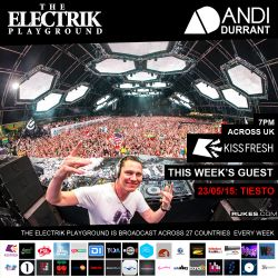 Electrik Playground 23/5/15 inc Tiesto Session