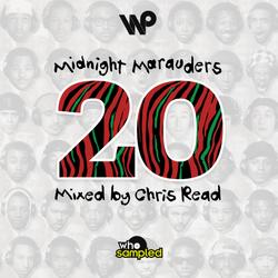A Tribe Called Quest 'Midnight Marauders' 20th Anniversary Mixtape