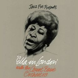 Jazz FM Presents Ella Fitzgerald live in Concert