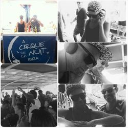 CAPTAIN HOSH - FOREVER YOUNG @ CIRQUE DE LA NUIT BOAT PARTY - 28 AGOSTO 2014