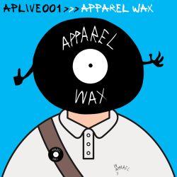 APLIVE001: Apparel Wax