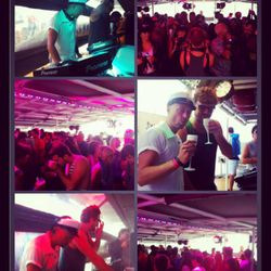 H.O.S.H & SOLOMUN / Live on the 5Star Catamaran / 29.08.2013 / Ibiza Sonica - Part 2