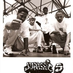 Wake Up Show '96 featuring Jurassic 5 with Cut Chemist & DJ Numark