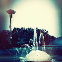 October 15 - November 3, 2019 Seattle Center International Fountain Mix