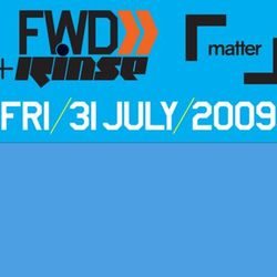 Newham Generals - Rinse v FWD - Club Matter - 31.07.2009