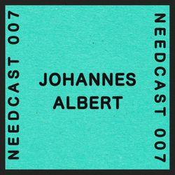 Needcast 007 Johannes Albert