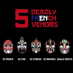'The 5 Deadly French Venoms'