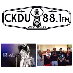 $mooth Groove$ - ***Prince Tribute Edition*** - April 24th-2016 (CKDU 88.1 FM) [Hosted by R$ $mooth]