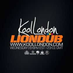 LIONDUB - 06.27.18 - KOOLLONDON [JUNGLE DRUM & BASS PRESSURE]