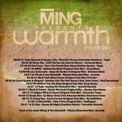 MING Presents Warmth 083