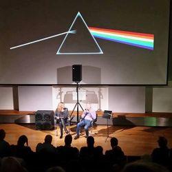 Classic Album Sundays & The V&A presents Nick Mason on Pink Floyd 'The Dark Side Of The Moon'