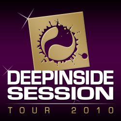 DEEPINSIDE SESSION TOUR 2010