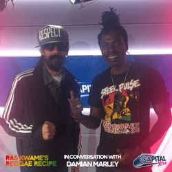 #ReggaeRecipe - In Conversation With Damian Marley