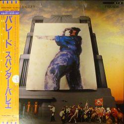 Spandau Ballet – Parade  1984  Japan