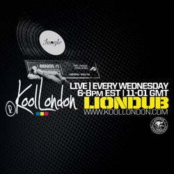 LIONDUB - 06.01.16 - KOOLLONDON [JUNGLE DRUM & BASS PRESSURE]