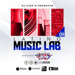 Latino Music Lab Podcast EP. 9 ((Ft. DJ Rican))