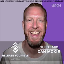Dan McKie Guest Mix - Roger Sanchez Release Yourself 924 - July 2019