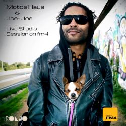 Motoe Haus & JOE JOE Special live studio session