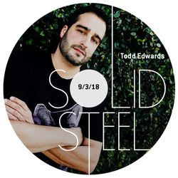 Solid Steel Radio Show 9/3/2018 Hour 1 - Todd Edwards