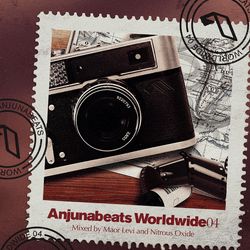 Anunabeats Worldwide 274 with Maor Levi - Anjunabeats Worldwide 04 Special