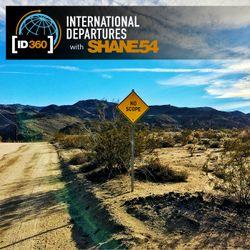 Shane 54 - International Departures 360