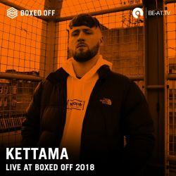 Kettama @ Boxed Off 2018 (BE-AT.TV)