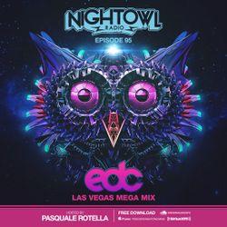 Night Owl Radio 095 ft. EDC Las Vegas 2017 Mega-Mix