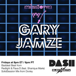 Mixdown with Gary Jamze December 6 2019- SolidSession Mix from Dovley