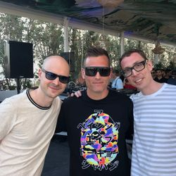 Kaskade LIVE at SiriusXM House of Chill Miami 3-22-2018