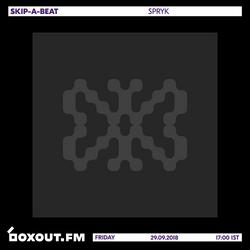 Skip-A-Beat 017 - Spryk [31-08-2018]