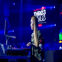 DJ DD-Korea-Seoul Thre3Style National final