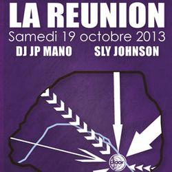 Sly Johnson @ Dj JP Mano @ La Réunion, Djoon, Saturday October 19th, 2013