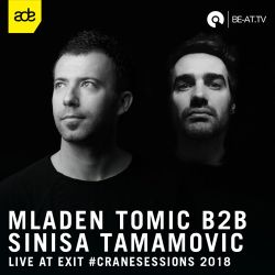 Mladen Tomic b2b Sinisa Tamamovic @ EXIT Showcase - Amsterdam Dance Event 2018 (BE-AT.TV)