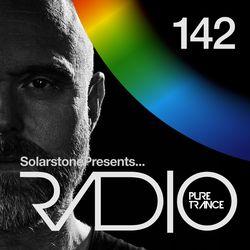 Solarstone presents Pure Trance Radio Episode 142