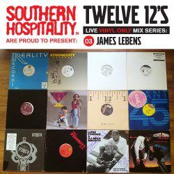 Twelve 12's Live Vinyl Mix: 03 - James Lebens
