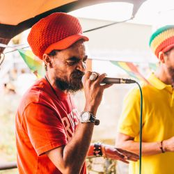 Vibration Lab 'Live' @ Reggae Roast Soundsystem (Feat. Brother Culture & Ramon Judah)