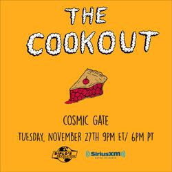 The Cookout 127: Cosmic Gate