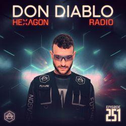Don Diablo : Hexagon Radio Episode 251