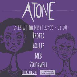 HOLLIE LIVE @ ATONE