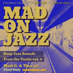 MADONJAZZ Deep Jazz Sessions - From the vaults vol 4