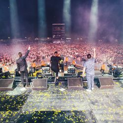 Chase & Status -Live- (MTA Records) @ Wireless Festival 2016, Finsbury Park - London (09.07.2016)