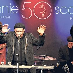 This week, Ian Shaw welcomes Roy Ayers to that famous Ronnie Scott's stage in London's Soho!