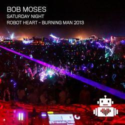 Bob Moses (Live) - Robot Heart Burning Man 2013