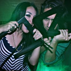 """""""Wild music for zombie dancers"""" mix by Zombies in Miami"""