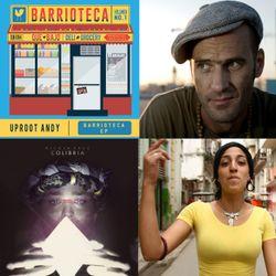 Movimientos show: 2.6.15 w Baiana System, OQuadro, La Senora Tomasa, Fedzilla +guest Selecta Madmax